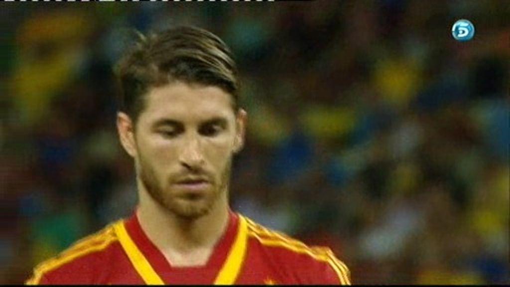 España 4-4 Italia (penalti de Ramos)