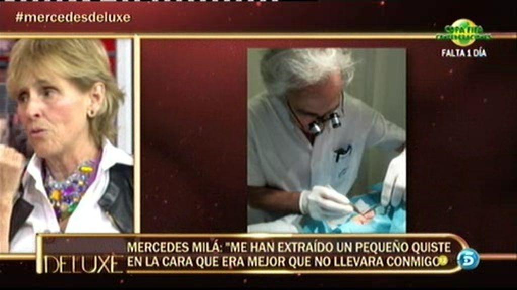 """Mercedes Milá: """"Al cabo del año hay mucha gente que muere de un melanoma"""""""