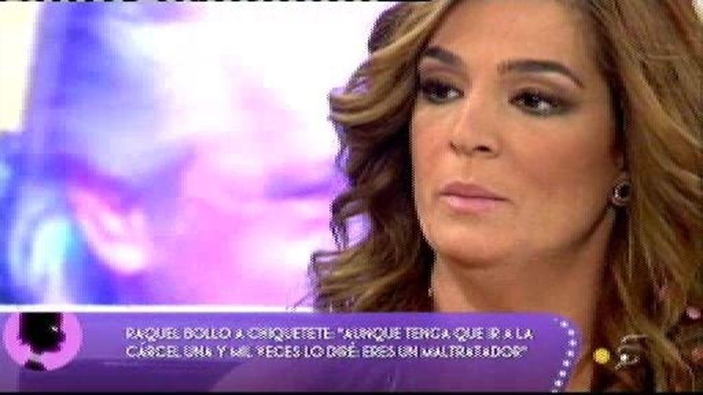 """Chelo: """"La artífice de todas las demandas es Carmen Gaona"""""""