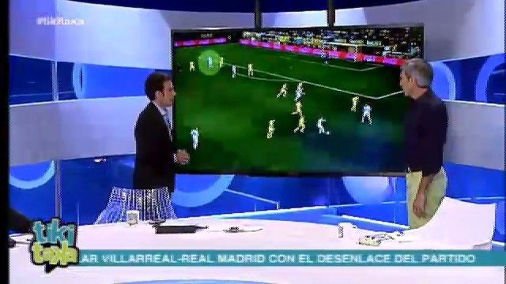 """""""El Villarreal ha desarbolado al Real Madrid"""""""