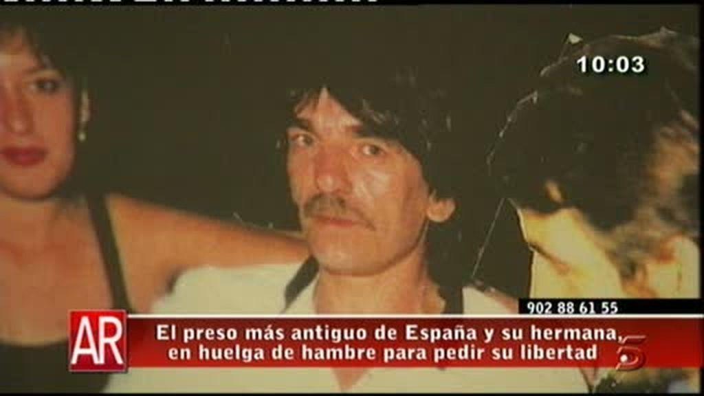 El preso más antiguo de España