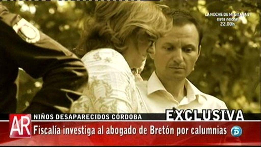 Fiscalía investiga al abogado de Bretón por calumnias