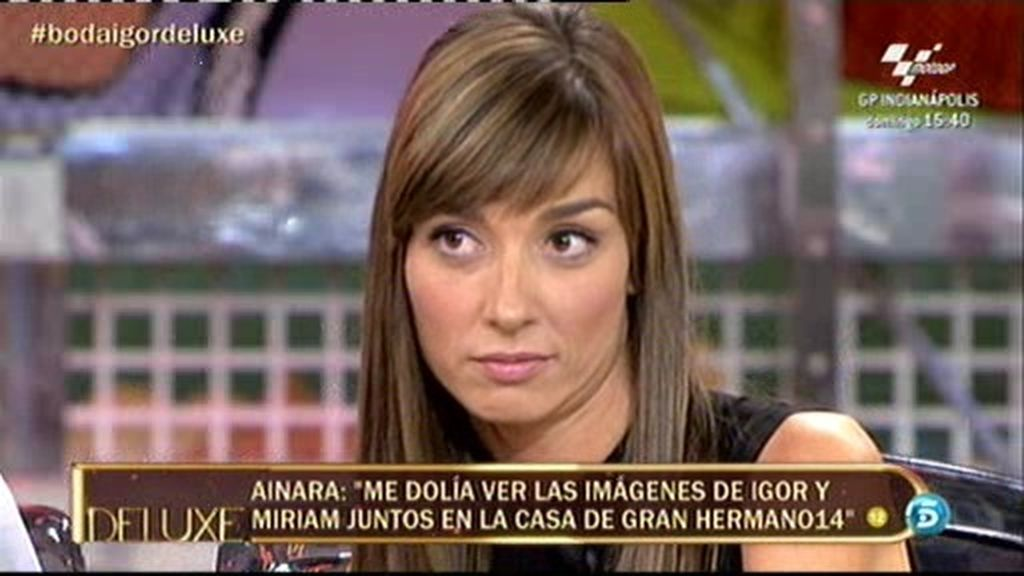 """Ainara: """"Mis padres no aceptan a Igor"""""""
