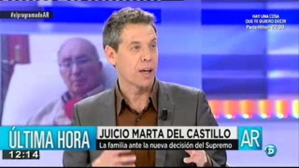 """Marcos García Montes: """"Se puede condenar a Samuel"""""""