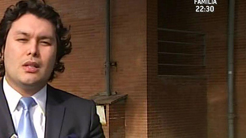 """Jorge Albertini: """"Hemos presentado una solicitud pidiendo la suspensión o la sustitución de la pena"""""""