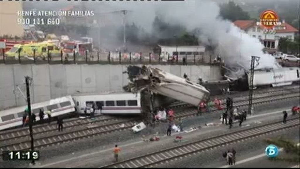 Otras tragedias ferroviarias