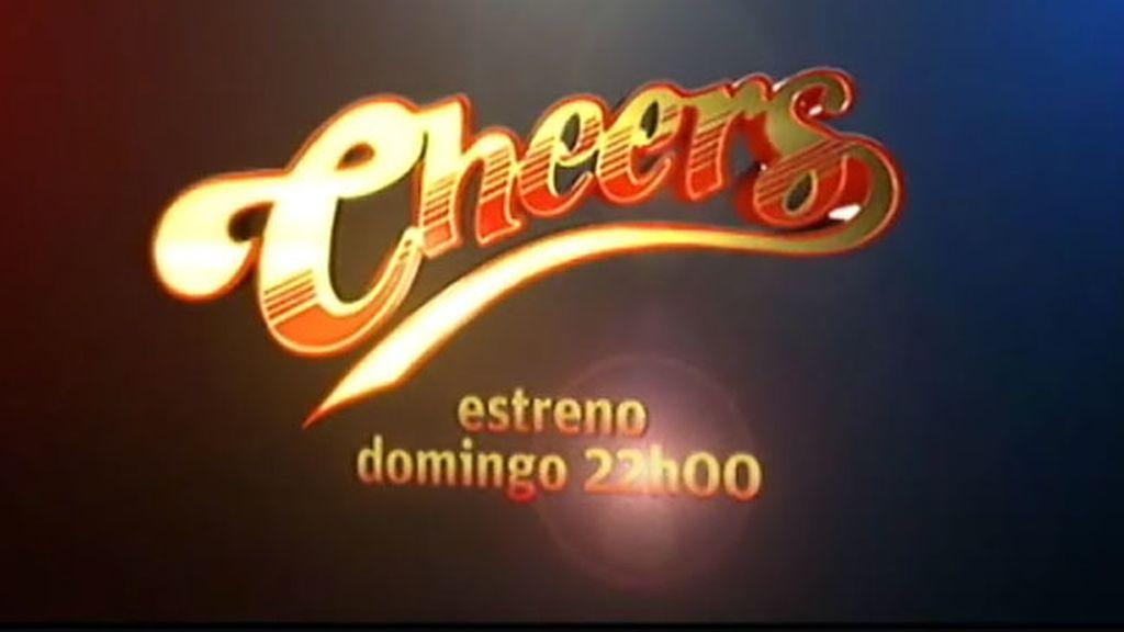 'Cheers', el domingo a las 22.00