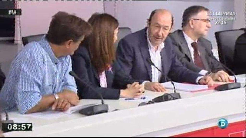 El PSOE presenta su plan de reactivación de la economía