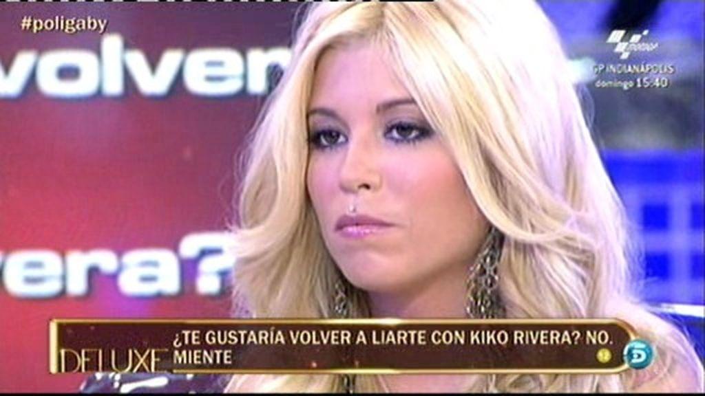 Gaby quiere volver a liarse con Kiko Rivera