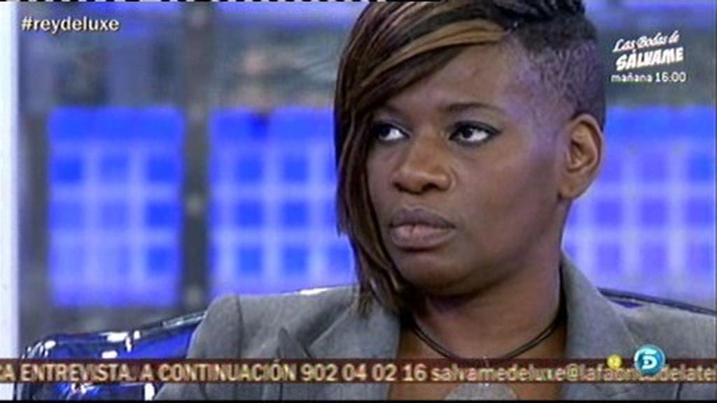 Las amigas de Nagore llaman 'orco' a la periodista Chelo Gª Cortés