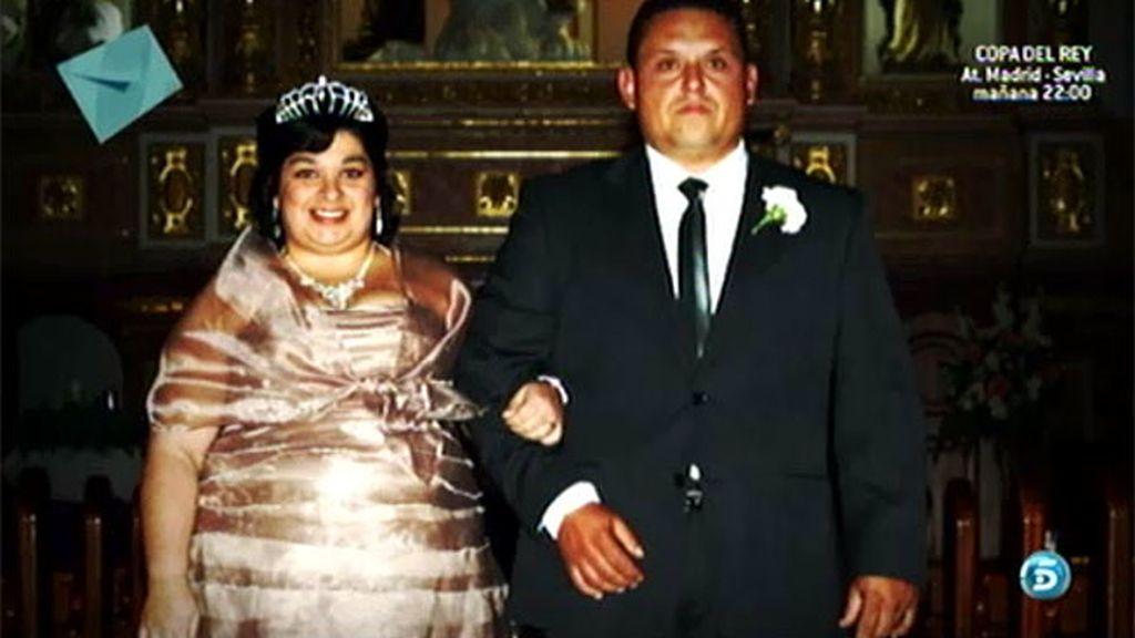 María José y Miguel se han casado tras acudir al programa