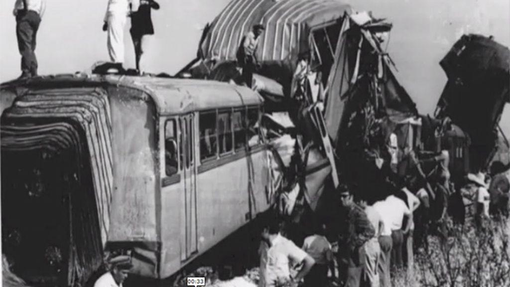 El Alaris de Santiago se suma al historial negro de tragedias ferroviarias en España
