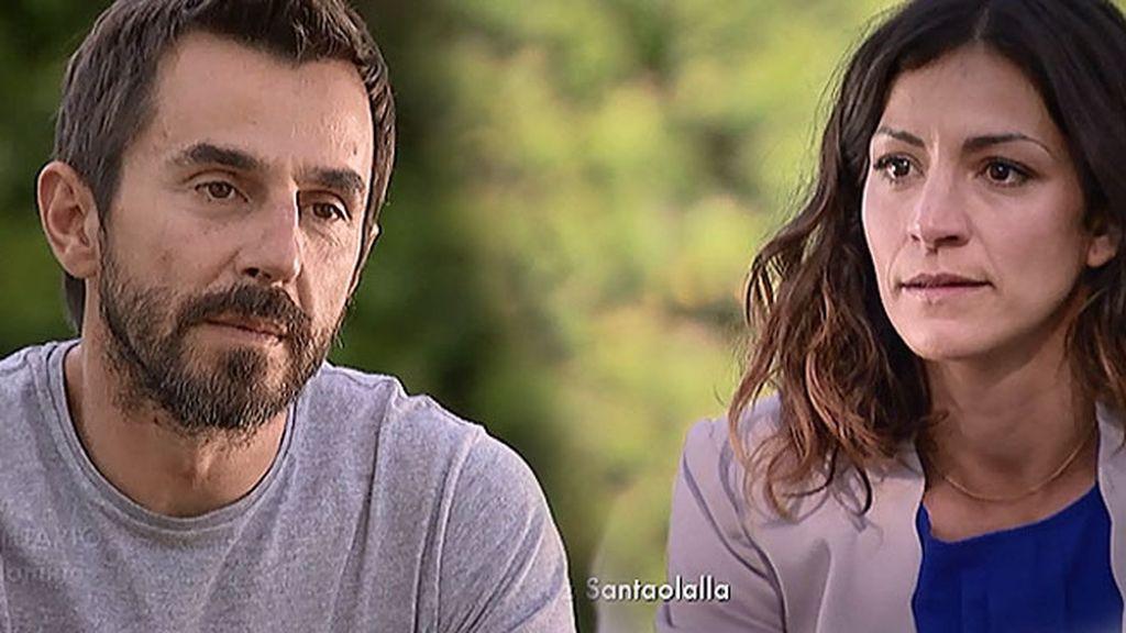 Pablo confiesa a Ana que no está enamorado de ella