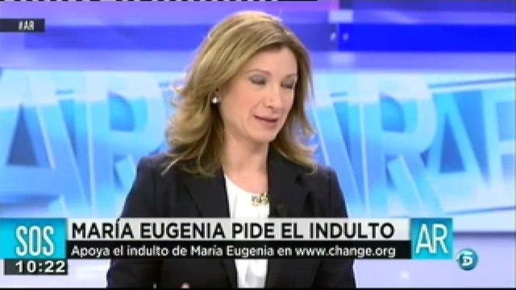 """Loreto: """"El Consejo de Ministros tiene una vía abierta para anular legalmente el indulto"""""""