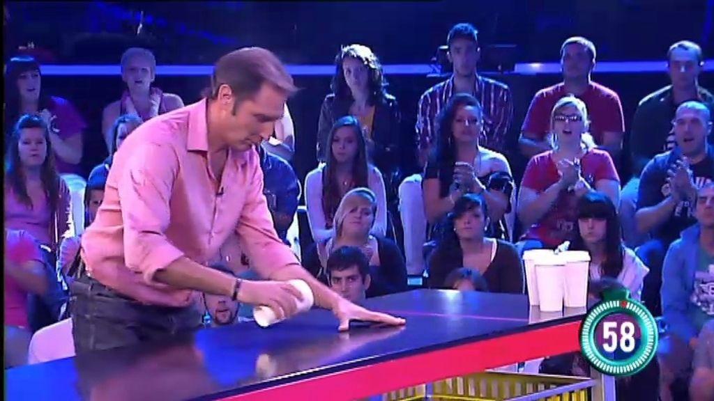 Ricardo se lleva 10.000 euros