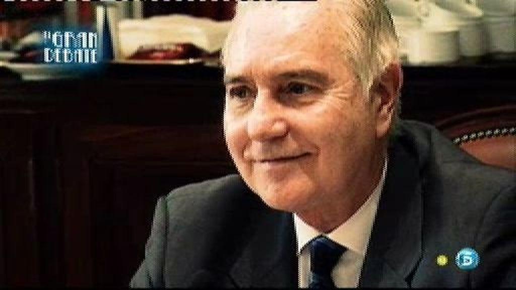 Carlos Dívar, ¿cabeza de turco?