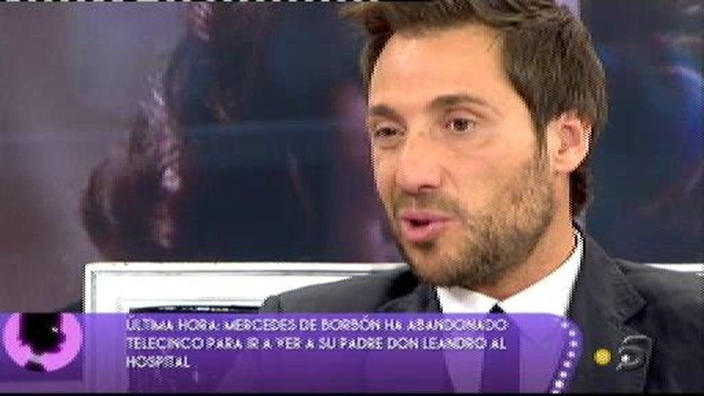 """Antonio David:"""" Rocío Jurado no pagó mi boda, fue la prensa"""""""