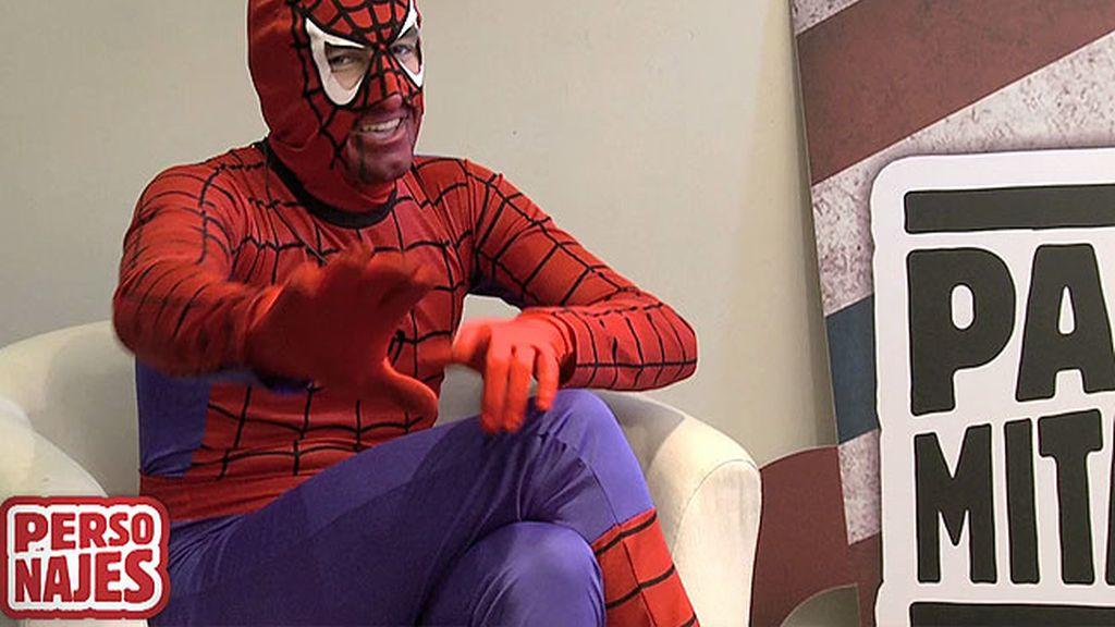 Spiderman en Palomitas