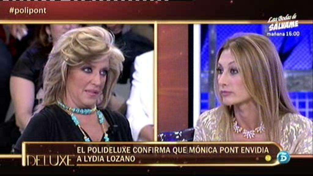 Pont no contrató a un detective para espiar a Lydia Lozano según el polígrafo