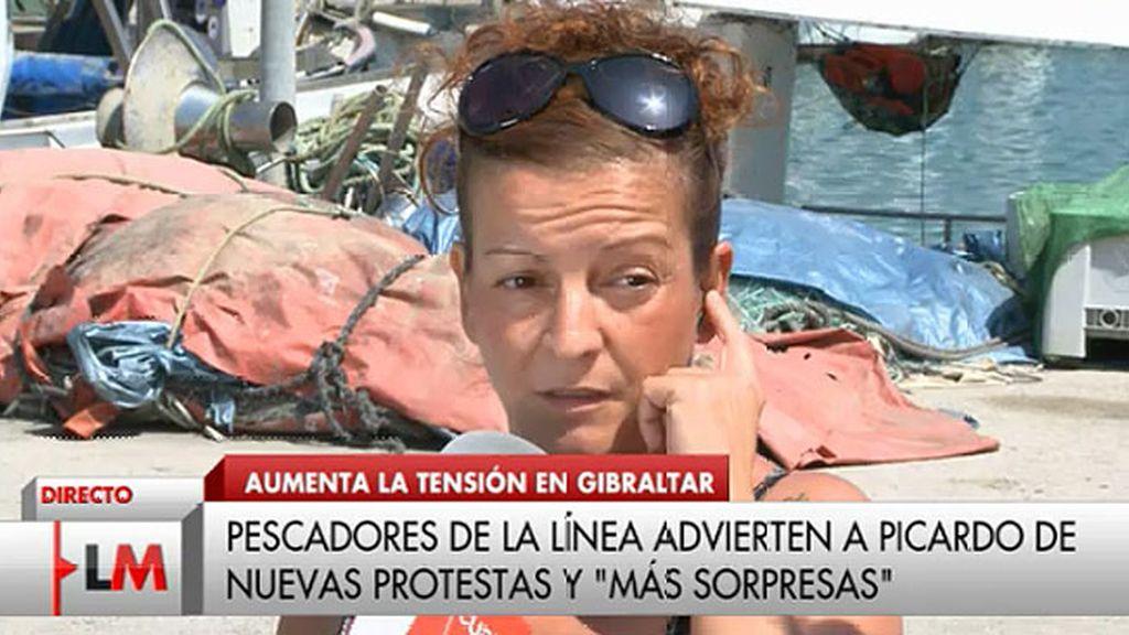 Continúa la tensión en Gibraltar