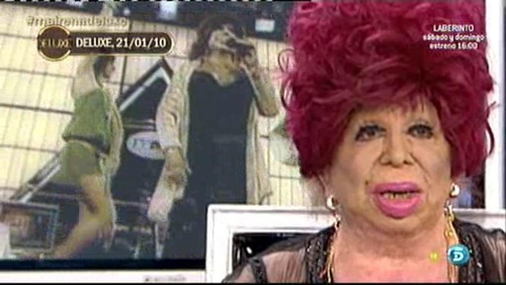 Los mejores momentos de Carmen de Mairena en Telecinco