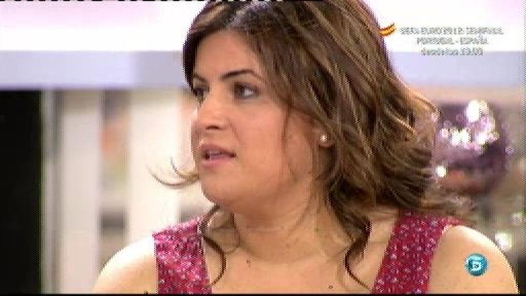 Inma busa a su gemela, nacida el 7 de junio de 1977 en Málaga