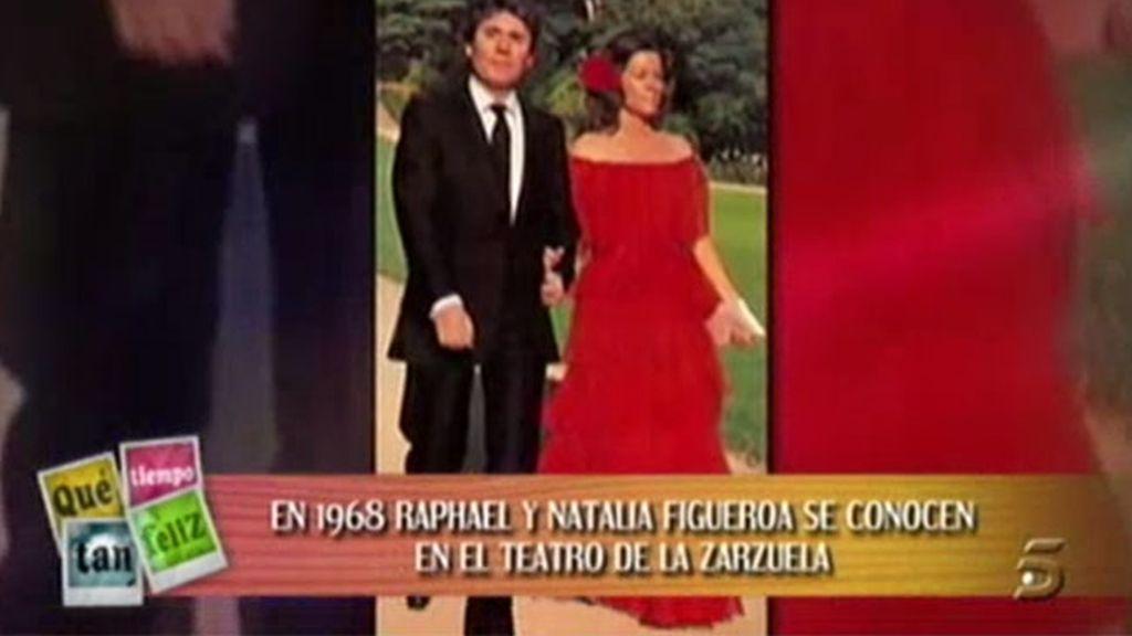 Raphael y Natalia