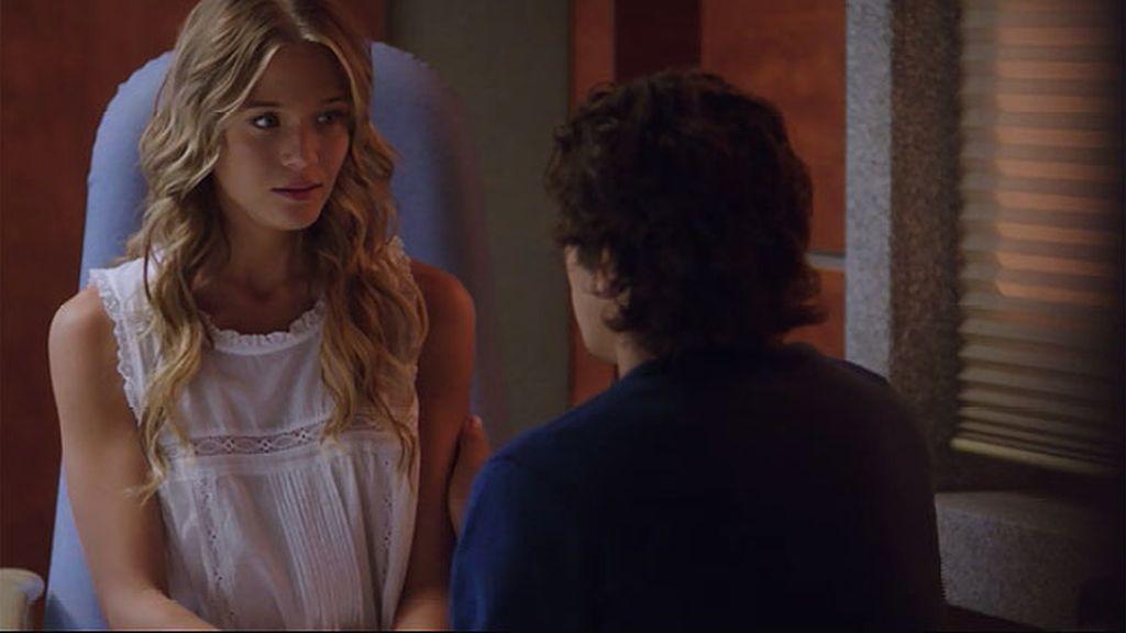Pablo propone matrimonio a Alba