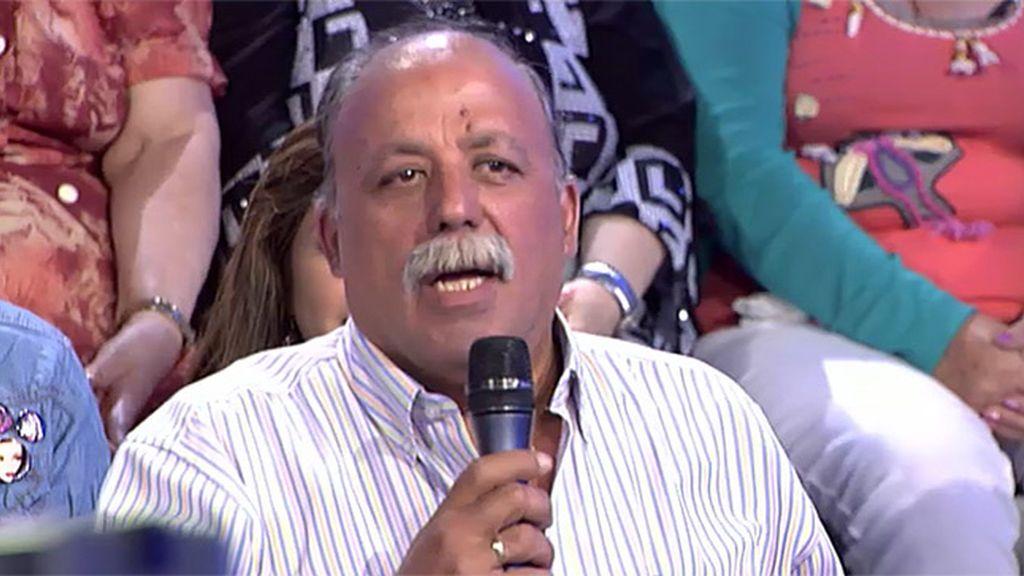 """José Luis: """"Los tronistas en mi época no se habían comido un colín"""""""