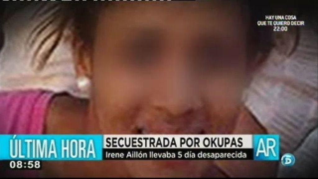 Liberada la joven secuestrada por okupas
