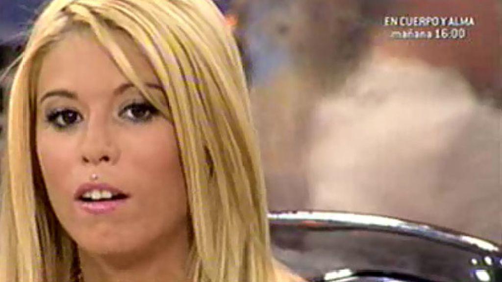 "Gaby, sobre Esteban: ""Sí, nos hemos dado besos"""