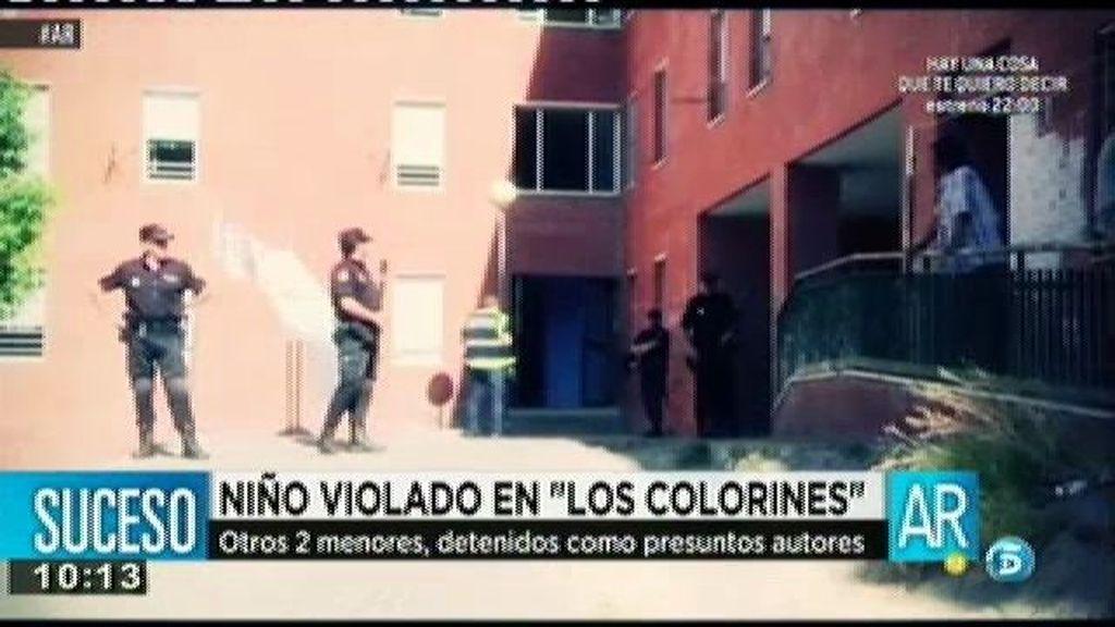 Un menor de 9 años es violado por dos adolescentes en Los Colorines, un barrio de Badajoz