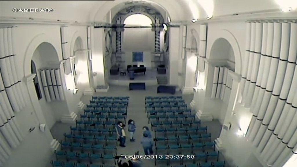 ¿Qué ocurre en el Convento de Olivenza?