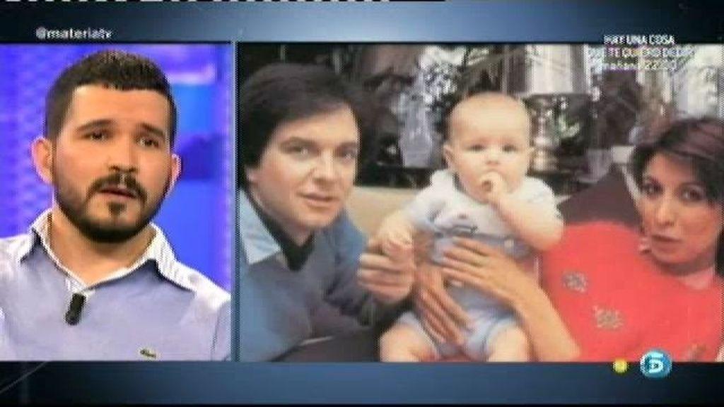 """Norberto Lázaro Alfonso: """"Tengo vídeos comprometidos de Camilo Sesto"""""""