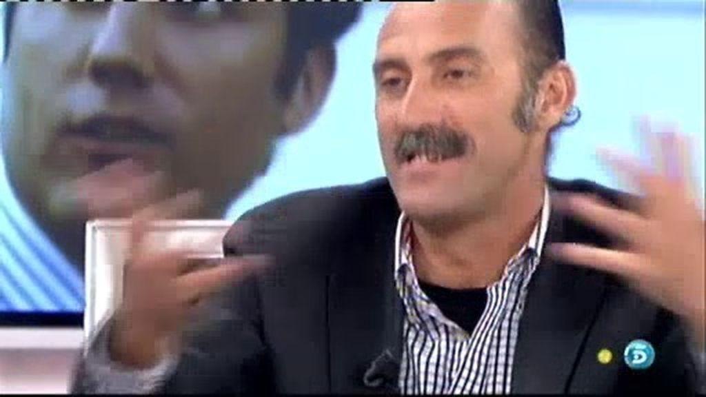 La relación de Ruiz Mateos con su mujer