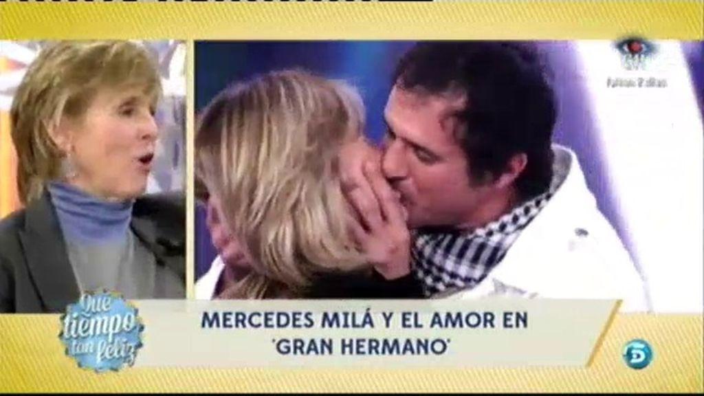 Los amores de Mercedes Milá en 'GH'