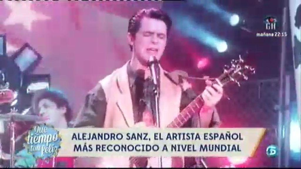 Los grandes éxitos de Alejandro Sanz