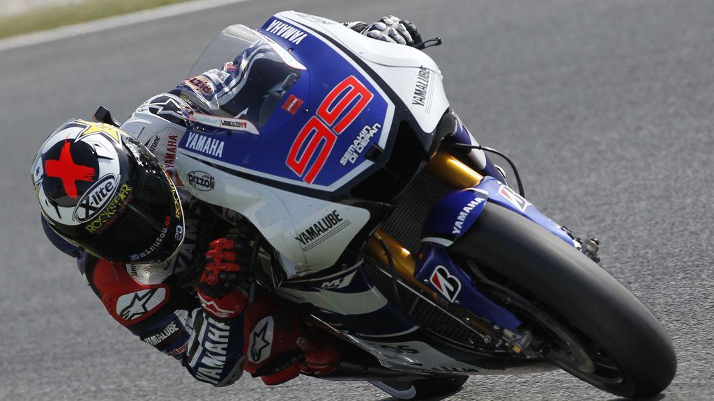 GP de Gran Bretaña: La carrera de Moto GP