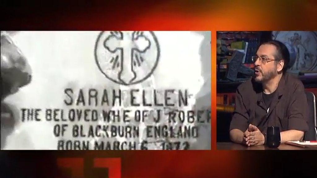 La misteriosa veneración en Pisco a Sarah Ellen, una vampiresa amante de Drácula