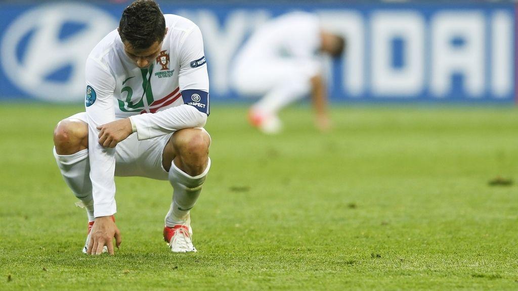 El Cristiano Ronaldo más 'fallón'