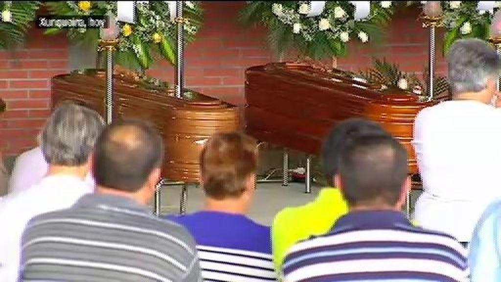 Lágrima y dolor en toda España