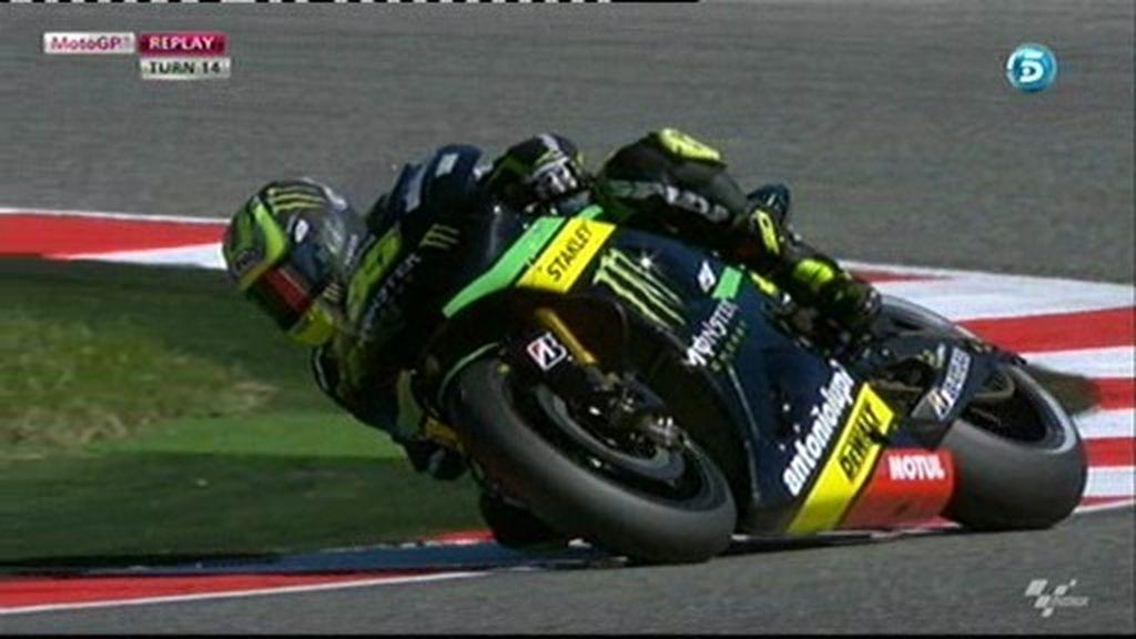 La QP1 de MotoGP en Misano, a la carta