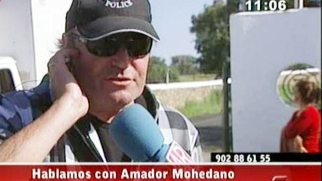 Amador Mohedano habla en 'AR'