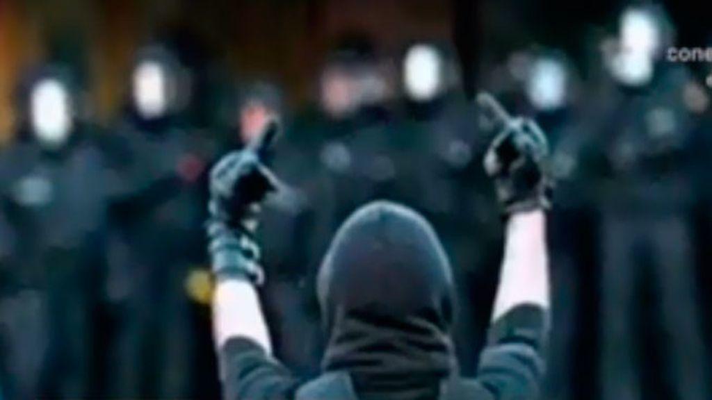 ¿Quiénes son los 'Black bloc'?