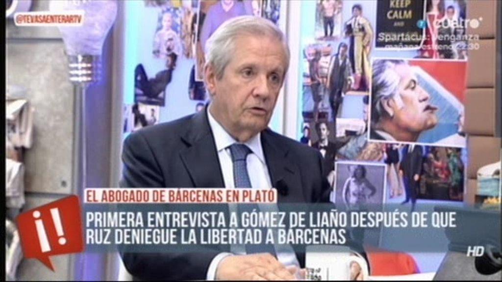 La entrevista a Gómez de Liaño íntegra