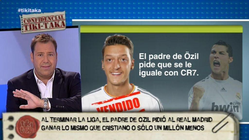 Las verdaderas razones de la venta de Özil