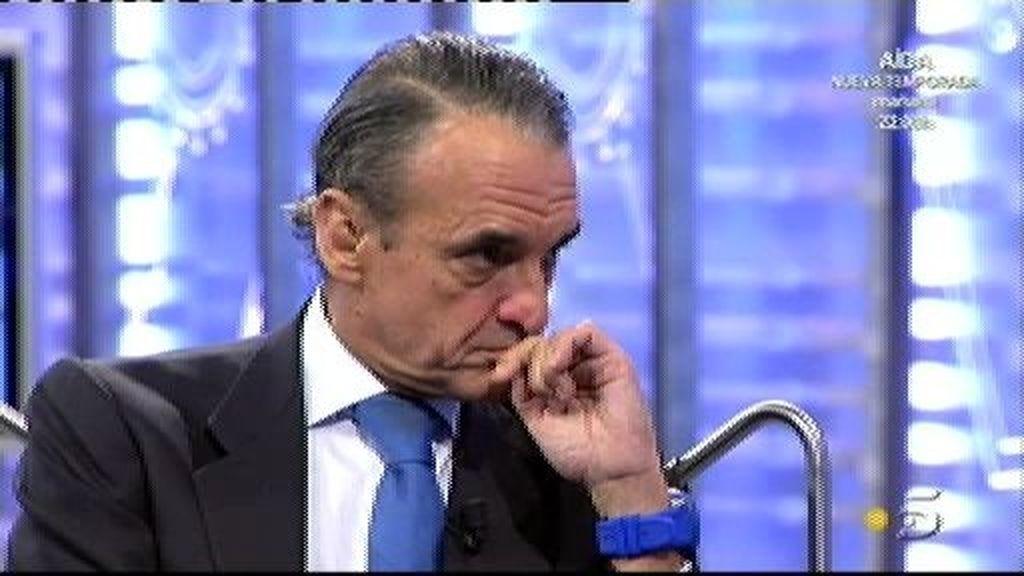 Mario Conde da las claves para salir de la crisis económica
