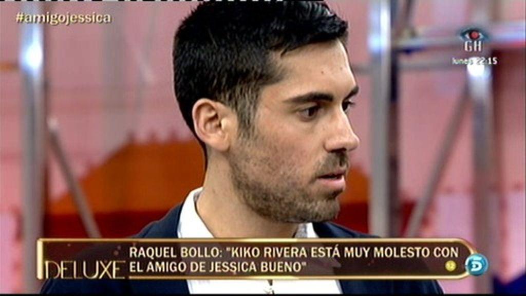 """Manuel Sevilla, amigo de J. Bueno: """"K. Rivera no ha tratado bien a la madre de su hijo"""""""
