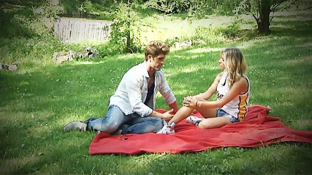 Cita Rubén e Ingrid (26/06/12)