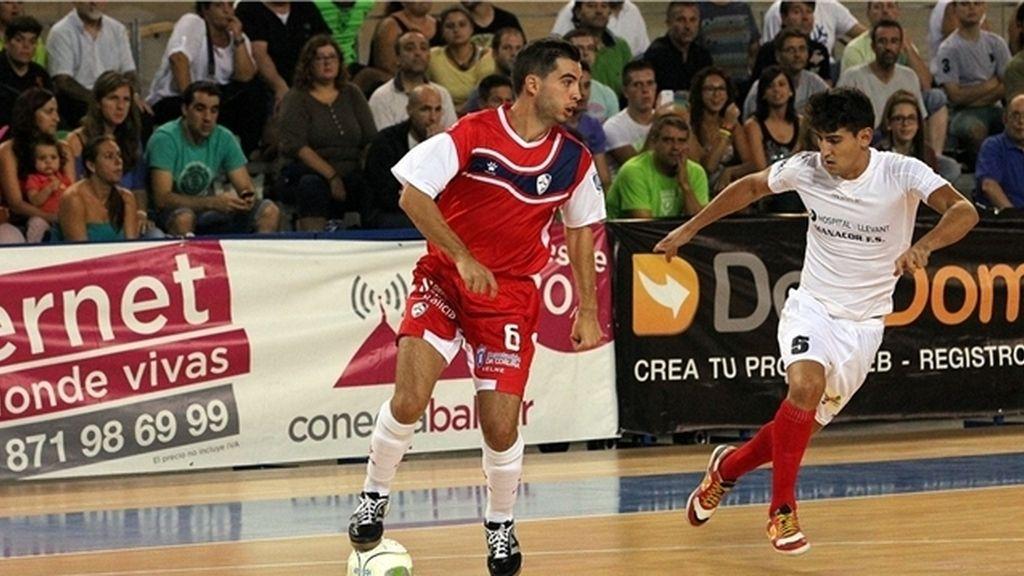 Manacor y Santiago firmas tablas (1-1)